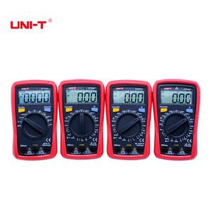 LCD arka göstergeli Dijital Multimeter UT33A + / B + / C + / D + Azami gerilim 600V Temassız sıcaklık test