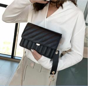 3 Colors Hot Sale Brand Fashion Vintage Handbags Women bags Designer Handbags for Women Leather 19CM Chain Bag Crossbody Shoulder Bags