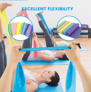 Latex Yoga Tension Band Fitness Belt Strap Resistance Bands Fitness Equipment Pilates Rubber Crossfit Loops Sports Training