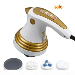 Brand Beauty Care Anti Cellulite Full Body Shaper Infrared Massager Loss Weight Fat Burner Massage Vibration Machine