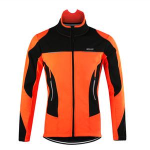 Cappotto antivento Sport MTB Bike Cycling Jersey impermeabile ciclismo termica rivestimento caldo di inverno del cappotto Fino biciclette Hike Camping