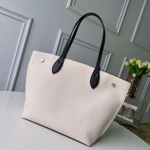 19 designer handbags autumn and winter show handbags composite bag female shoulder bag Shopping bag white