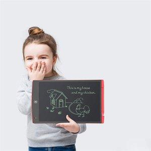 Tableau d'écriture pour enfants intelligent, tableau de dessin électronique flexible, tableau d'écriture, message de dessin de graffitis intelligent pour enfants b