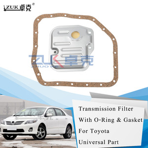 ZUK Good Universal Transmission Filter Strainer with O-Ring & Gasket For Toyota COROLLA YAIRS VIOS WISH CELICA For Scion xA xB xD Matrix