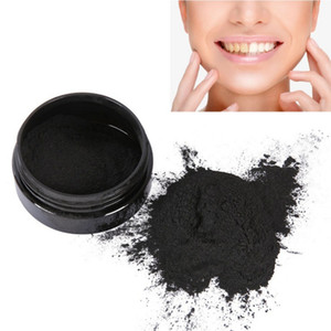 Food grade teeth Powder Bamboo dentifrice Oral Care Hygiene Cleaning natural activated organic charcoal coconut shell tooth Yellow Stain DHL
