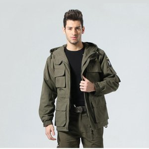 US ARMY Tactical Wintermantel Men Outdoor Thermal Cotton AIRBORNE Jacke für Sportkleidung