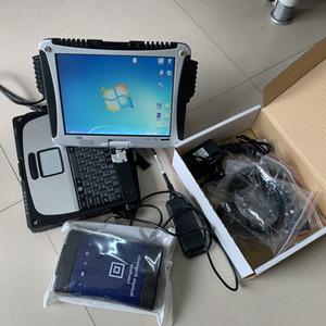 M mdi tarayıcı MDI için Çoklu Teşhis Arayüz wifi laptop ile cf19 dokunmatik ekran bilgisayar 2 yıl garanti