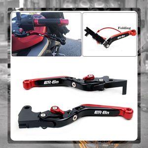 Motorcycle Brake Clutch Levers Adjustable Folding Extendable For NINJA 650R ER-6N 2009-2020 2020