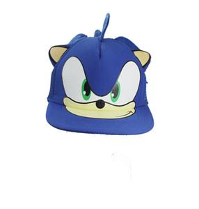 Chapeau d'été de haute qualité Sonic Mudkip Torchic Charmander Bulbasaur Jigglypuff Eevee Psyduck Snorlax Sonic Horsea Gengar chapeau d'été