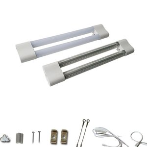 LED Shop Light for Garages, Work Areas and Shops 4800 Lumen   6000K Cool White, 4 Foot, Plug-in