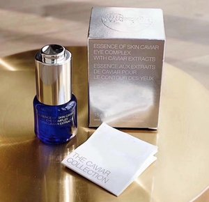 Заводская цена Швейцария La Caviar Экстракты Сущность кожи Caviar Eye Serum 15 мл 1 шт перевозка груза падения