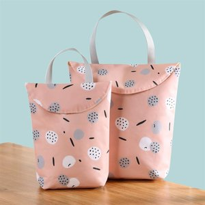 Baby Diaper Storage Bag Simple Diaper Bag Waterproof Cart Pouch Storage Hanging For Walking Travel Home Outdoor