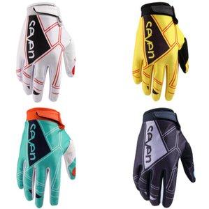 Sette estate 2020 guanti di guida nuova bicicletta bicicletta piena di grasso guanti motocross lungo dito