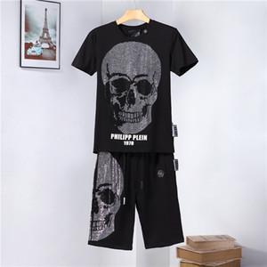vestito Brands 2019 Suits nuovissimo Felpa da jogging Designers Uomo Running Tute Suit Mens Phillip Plain Casual Felpe Tuta