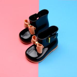 High-quality Fashion Children Rain Boots Kids Waterproof Shoes Baby Rain Shoes Girls Boys Rain Shoes Jelly Soft Infant Shoe Kids