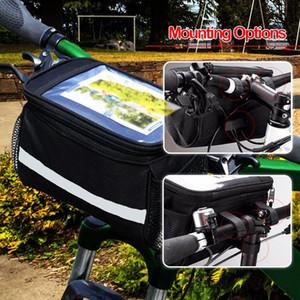 Fahrradkorb Top Frame Lenkertasche Packtasche Outdoor