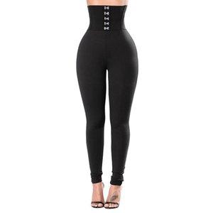 Frauen Sport Gym Yoga Jogging Fitness-Gamaschen-Hosen-Yoga-Kleidung Leggings Sport hohe Taille Fitness Hot Verkauf