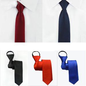 أكثر خيار الرقبة التعادل رجل نحيل سحاب العلاقات أحمر أسود أزرق بلون جاكار سليم ضيق العريس حزب اللباس ربطة العنق