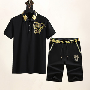 2020 New Baby Boys And Girls Designer T-shirts And Shorts Suit Brand Tracksuits 2 Kids Clothing Set Hot Sell Fashion Summer Children's