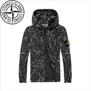 HOT Designer vestes pour hommes femmes coupe-vent Manteau Zip Hoodies Sport Rue d'extérieur mince Hiphop Casual Poids léger M-6XL