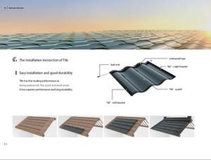 نوعية جيدة أسود سقف الشمسية البلاط 30watt البلاط الشمسية سهلة التركيب لنظام الطاقة الشمسية سقف الشقة