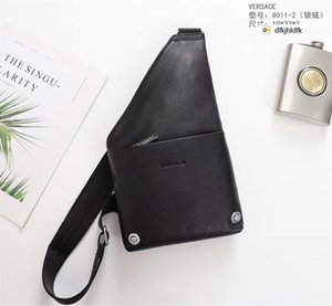 lichi de cuero clásico bolso 8011-2 Hombres Asa Superior de hombro del bolso de Crossbody de la correa de Boston Totes Mini bolso de embragues Exóticos