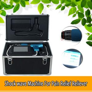 2019 효과적인 물리 통증 치료 시스템 Acoustic Shock Wave Pain Relief Reliever를위한 체외 충격파 기계 NEW