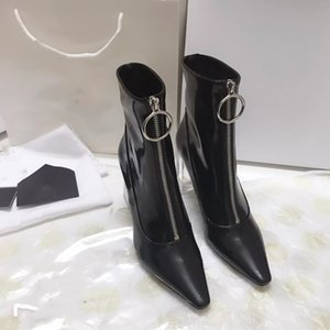 Fashion Series Senior Designer von Damenschuhe ist sehr beliebt. Das Obermaterial ist aus Italienisch / Wrinkle Paint and super-schönem durchsich gemacht