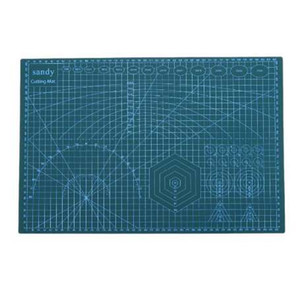 A3 PVC Cutting Mat Double Side Non Slip Cutting Pad DIY Self-healing Patchwork Cutting Board Fabric Leather Paper Tools 450*300m