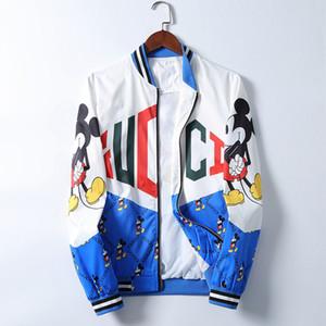 2020 Lüks kapşonlu ceket son kadın giysileri için varış erkek kot tasarımcı ceketler mektup baskılı erkek kışlık mont erkek s streetwear
