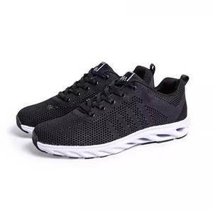 with free socks HOT luxury fashion black men casual shoes Designer sports sneaker outdoor Breathable Jogging running shoes 36-46
