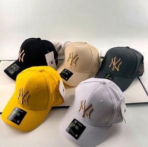 Vendita mens nuova Hotcappelli di design regolabile berretti da baseball cap donne camionista casquette di svago del cappello di modo di lusso della signora estate