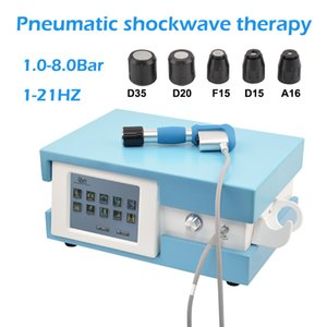 Best pneumatic shock wave therapy equipment shockwave machine eswt physiotherapy knee back pain relief cellulites removal ED treatment