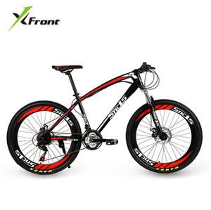 Оригинальный бренд X-Front Snowmobile 21 Speed 26 дюймов Шинный дисковый тормоз MTB Mountain Bike Редуктор внедорожного типа Пляжный велосипед
