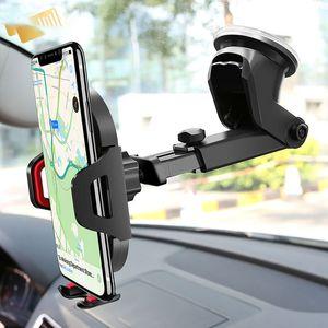 Pára-brisa gravidade otário Car Phone Holder para o iPhone X 11 Pro Suporte Para suporte telefone no carro Suporte Smartphone Voiture