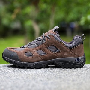 Wolf claw men's outdoor sports waterproof, breathable, wear-resistant, anti-skid hiking shoes hiking shoes hiking shoes 4032361
