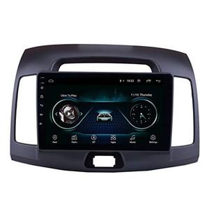 9-Zoll-Android 9.0-Autoradio für Hyundai Elantra 2007 2008 2009 2010 2011 Head Unit Unterstützung Bluetooth wifi USB