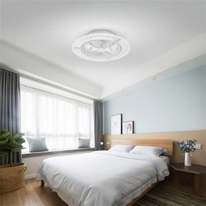Xiaomi Youpin HuiZuo Интеллектуальный Потолочный вентилятор свет лампы Невидимый Crescent Белый FS33 FS34 Внутренние светильники
