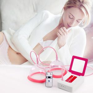 DHL equipamentos alargamento dupla sucção do seio copo massagem máquina mamilo instrumento de mama livre para salão de beleza Vacuum mama cuidados mamilo