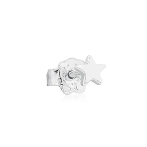 DORAPANG NEW 100% Sterling Silver Retro Charming Five-Pointed Star Stud Earrings Charm Women Elegant Jewelry Birthday 611143500