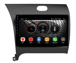 9 pollici Android 8.1 KIA K3 Cerato Forte 2013-16 2GB RAM Quad Core 1024 * 600 Navigazione GPS per auto Multimedia Player Radio Wifi