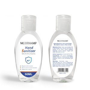 Fast shipping Portable High-efficiency Disinfection Hand Sanitizer Household Disinfectant Quick-Dry scent New Hand Sanitizer Free Shipping
