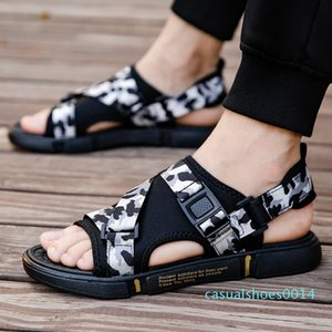 GOODRSSON мужские сандалии 2020 летние пляжные сандалии мужчины мужчины Zapatos De Hombre Erkek Ayakkabi