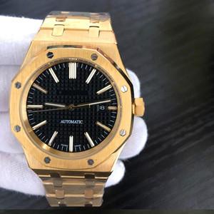 Homens de luxo Assista Aço Inoxidável 42mm Hong Kong 2813 Relógio Mecânico Automático Cronógrafo Relógio de Moda dos homens dos homens