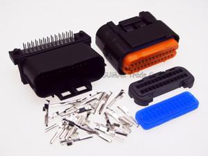 26 pines / conector de manera coche Hembra-versión de la computadora, piezas de repuesto de la FCI, el enchufe del ECU para VW Audi BMW Toyota etc.
