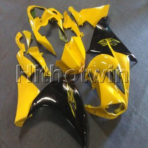 Custom+Screws ABS yellow Fairing for Yamaha YZF-R1 09 10 11 YZFR1 2009 2010 2011 motorcycle cowl