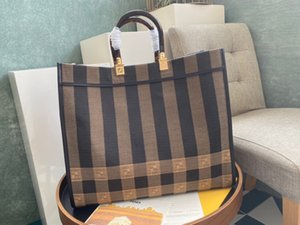 Classic new lady's shopping bag beach bag 7A high-end custom quality handbag fashion style business casual style