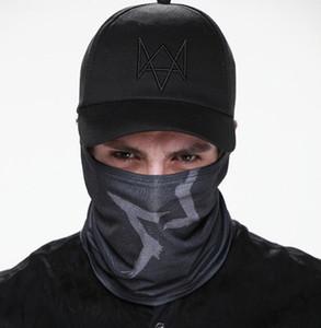 Watch Dogs Mask Cotone costume cosplay Aiden Pearce Maschera per il viso