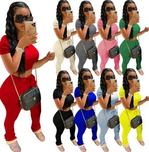 Designer Mulheres Treino Shorts Outfits Sportswear Rosa shirt Pants Top + 2 Pants Pedaço Set mulher rosa das senhoras das mulheres sweatsuits Clothes