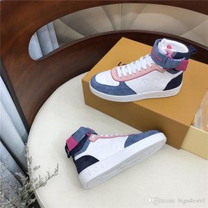 2020 Triple-S Sneakers Fashion Arena Trainer Shoes Mens Womens Casual Shoes Leather Patchwork